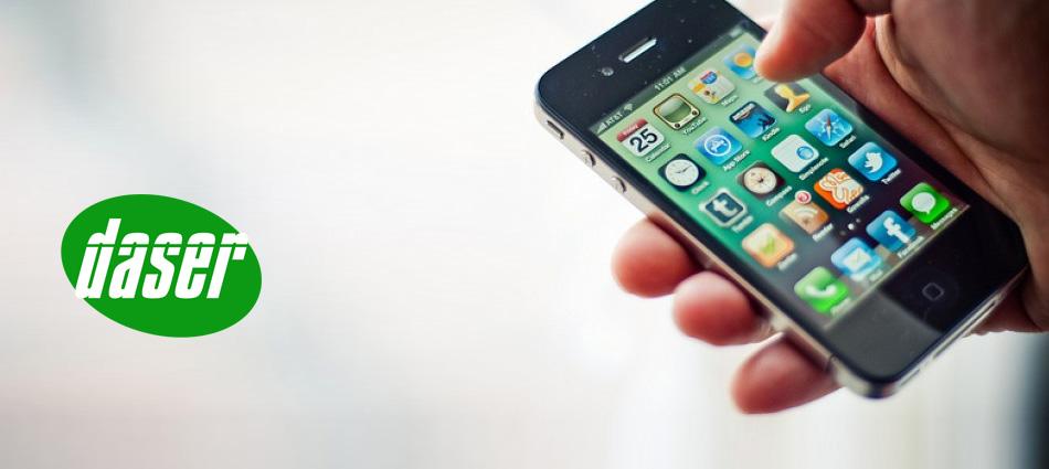 daser mobile - Contatti
