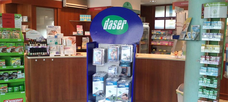espositore - Espositore prodotti Daser