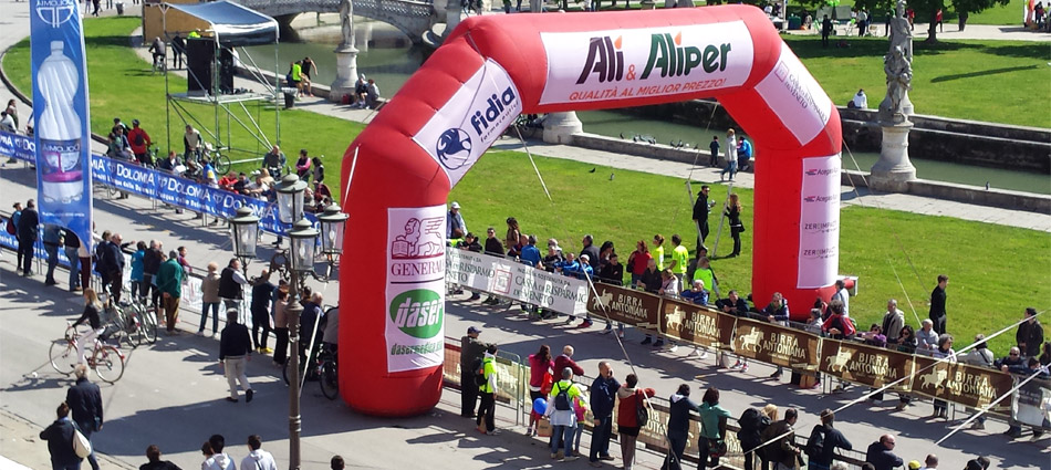 maratona pd 1 - I migliori momenti della Maratona di Padova 2015