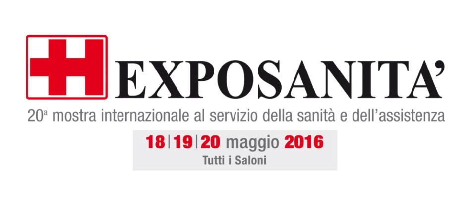 exposanita 2016 - Vi aspettiamo a EXPOSANITA' 2016